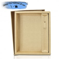 1632-Notebook set gift box