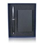 1808-Rfid Block Wallet & pen set