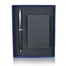 1808-Rfid Block Wallet & pen set