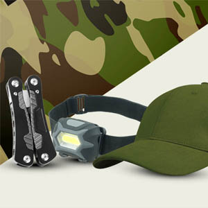 Army and security forces gifts
